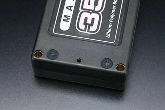 ヨコモ Lipo 3500mAh/7.4V 100Cバッテリー YB-V235B