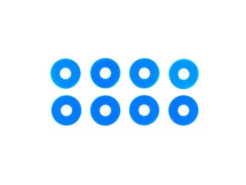 タミヤ OP.646 ホイールスペーサーセット (ブルー) 53646