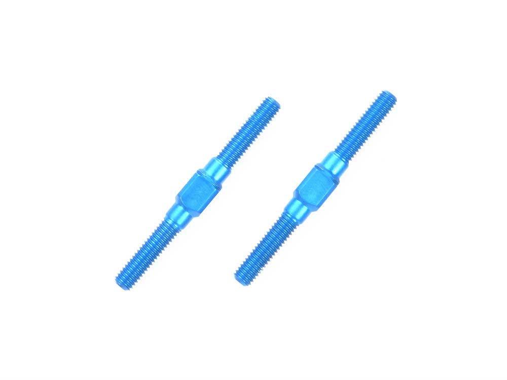 タミヤ OP.1249 3×32mm アルミターンバックルシャフト (2本) 54249