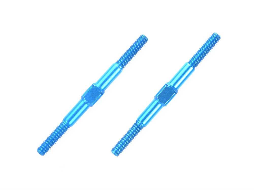 タミヤ OP.1250 3×42mm アルミターンバックルシャフト(2本) 54250