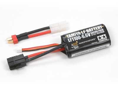 タミヤ LF1100-6.6V レーシングパック(M) 55105