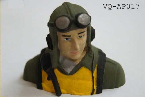 VQ MODELS パイロット人形(SBD-Dauntless 46size ) VQ-AP017
