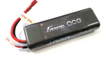 Gens ace 4000mAh 7.4V 45C 2S1P Lipo Deans plug