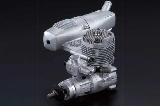 O.S.ENGINE MAX-46AX II 15490
