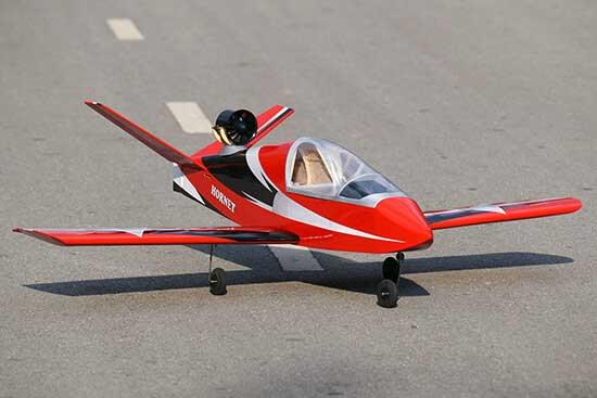 VQ MODELS SONEX Hornet EDF FMS製70mmEDF付 ソネックス ホーネット ダクト機