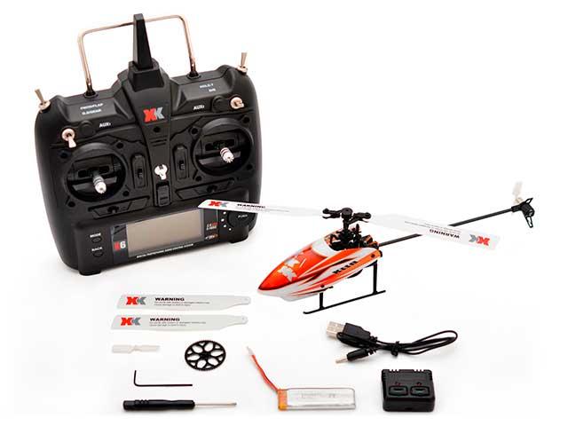 ハイテック 6CH 3D/6G SYSTEM HELICOPER K110 RTFキット K110