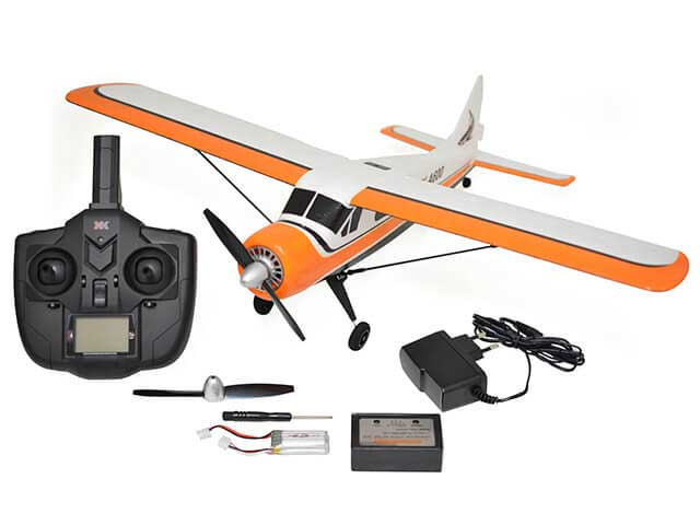 ハイテック DHC-2 A600 RTFキット