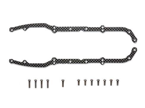 タミヤ OP.1805 TB-05 カーボンサイドメンバー 54805