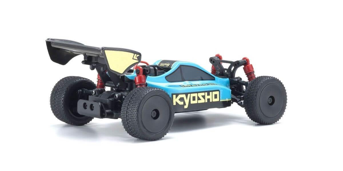 京商 ミニッツバギー レディセット インファーノ MP9 エメラルドグリーン/ブラック 32091EGBK