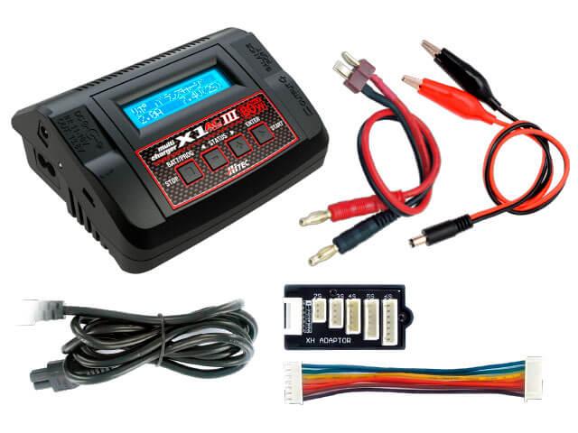 ハイテック multi charger X1 AC PLUS Ⅲ[ マルチチャージャー X1 AC プラス Ⅲ ] 44291