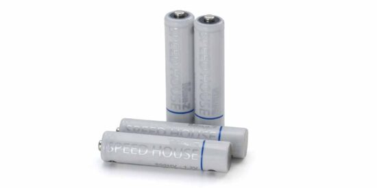 KYOSHO SPEED HOUSE 800HV 単4ニッケル水素バッテリー(4pcs) 71998