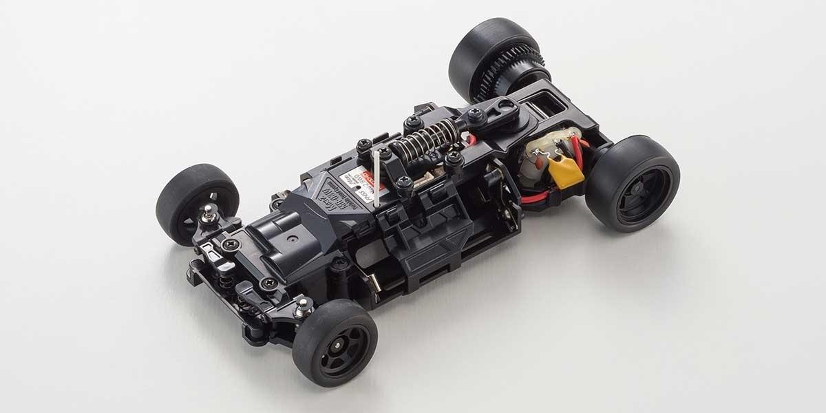 京商 ミニッツRWDシリーズ レディセット Sauber-Mercedes C9 No.62 LM 1988 32327AG