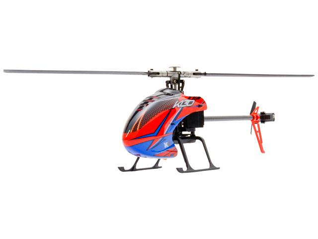 ハイテック 6CH ブラシレスモーター3D6Gシステムヘリコプター[K130]