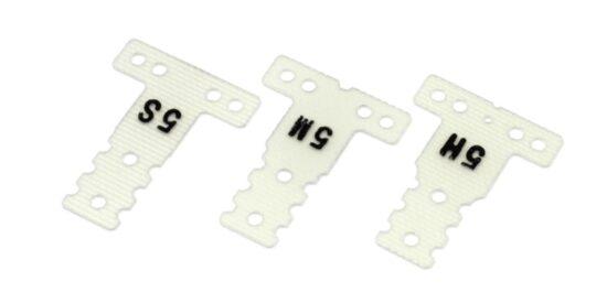 京商 FRPリヤサスプレートセット (0.5/MR03MM/LM/MM2用) MZW437
