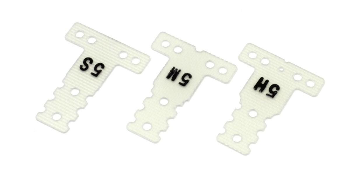 FRPリヤサスプレートセット (0.5/MR03MM/LM/MM2用) MZW437