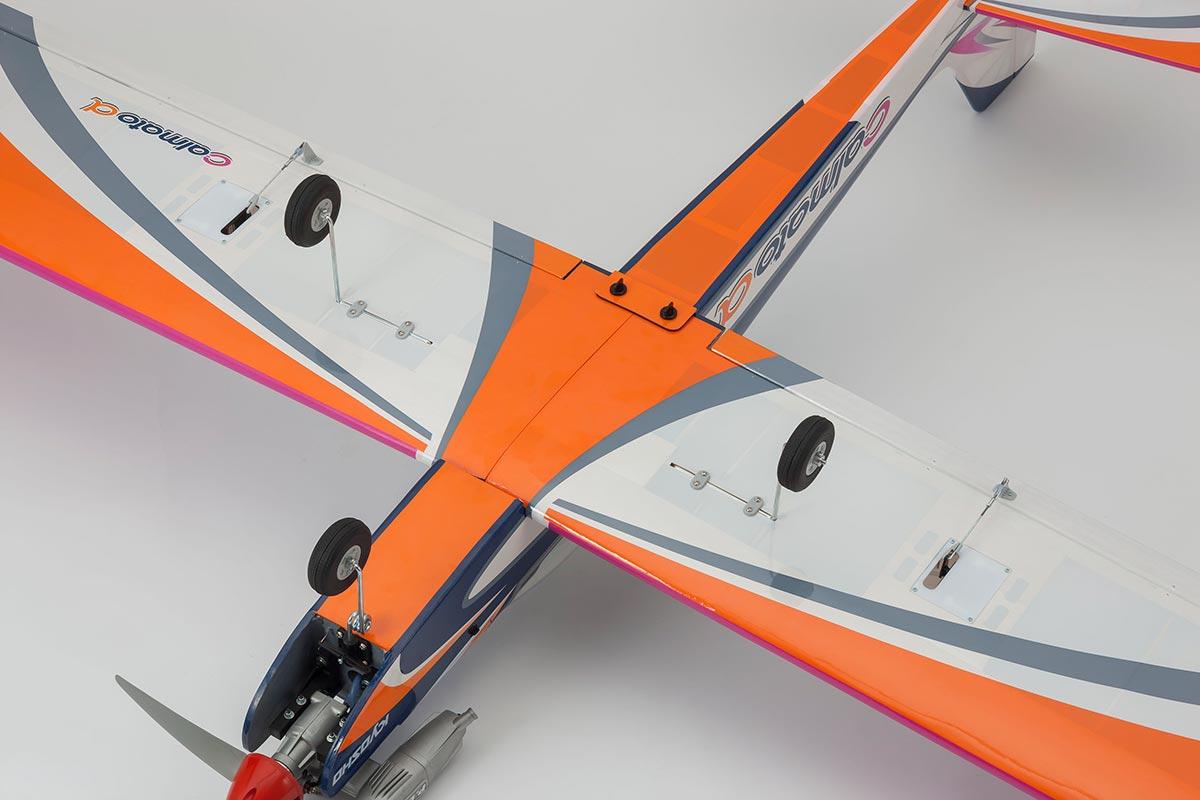 京商 40クラス スポーツ カルマート アルファ 40 スポーツ EP/GP タフロン仕様 パープル 11257P