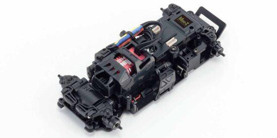 京商 ミニッツAWD MHS/ASF2.4GHzシステム MA-030EVO シャシーセット 32180