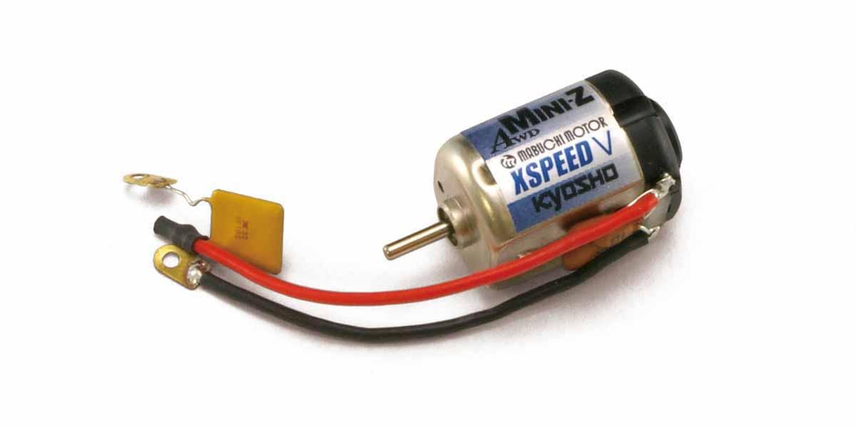 京商 X-SPEED Vモーター(ミニッツAWD/ASF対応) MDW023