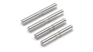 タミヤ SP.1637 TRF420 3×25mm、3×22mmサスシャフト (各2本) 51637