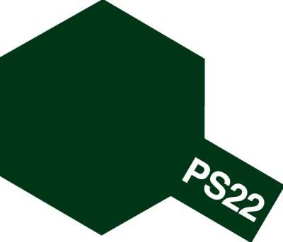 タミヤ PS-22 レーシンググリーン 86022