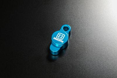 t4works ビレットオイルフィラーキャップ T4-OC01LB