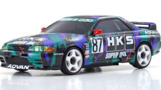 京商 ミニッツAWD HKS スカイライン (R32 GT-R) 1993 #87 32618HK