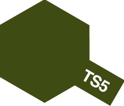 タミヤ TS-5 オリーブドラブ 85005