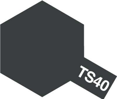 タミヤ TS-40 メタリックブラック  85040