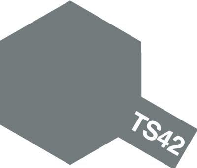 タミヤ TS-42 ライトガンメタル  85042