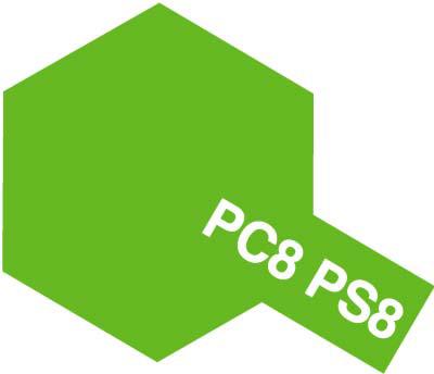 タミヤ PS-8 ライトグリーン 86008