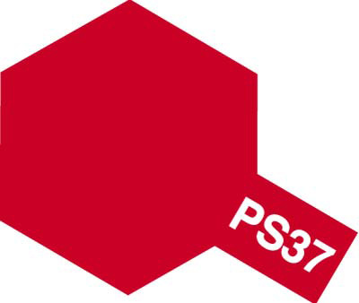 タミヤ PS-37 フロストレッド 86037