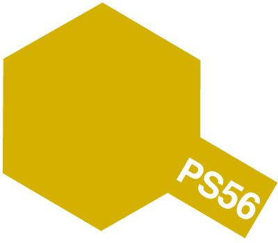 タミヤ PS-56 マスタードイエロー 86056