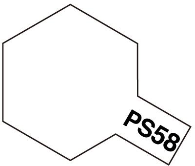 タミヤ PS-58 パールクリヤー 86058