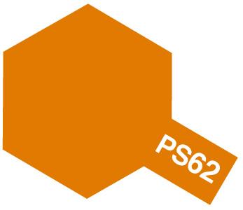 タミヤ PS-62 ピュアーオレンジ 86062