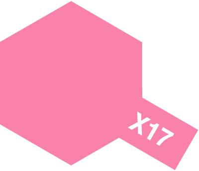 タミヤ タミヤカラーアクリルミニ X-17 ピンク 81517