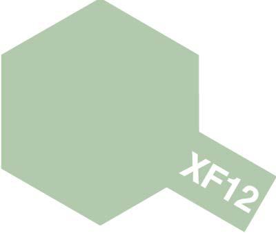 タミヤ タミヤカラーアクリルミニ  XF-12 明灰白色 81712