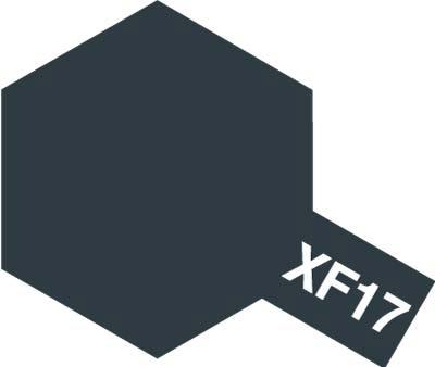 タミヤ タミヤカラーアクリルミニ  XF-17 シーブルー 81717
