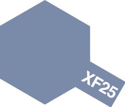 タミヤ タミヤカラーアクリルミニ  XF-25 ライトシーグレイ 81725