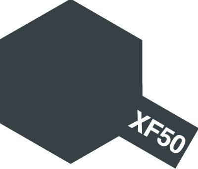 タミヤ タミヤカラーアクリルミニ XF-50 フィールドブルー 81750