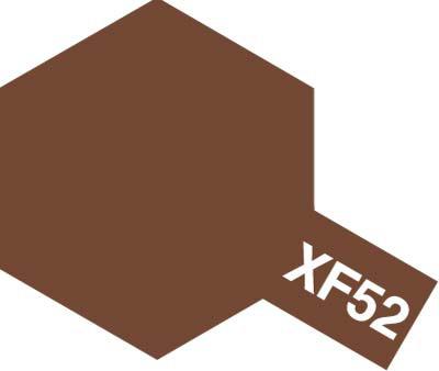 タミヤ タミヤカラーアクリルミニ XF-52 フラットアース 81752
