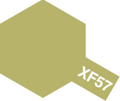 タミヤ タミヤカラーアクリルミニ XF-57 バフ 81757
