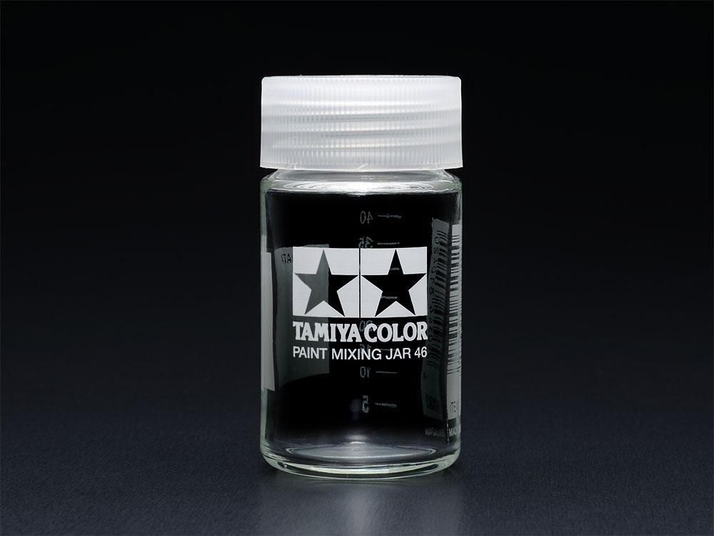 タミヤ スペアボトル46(計量目盛つき)  81042
