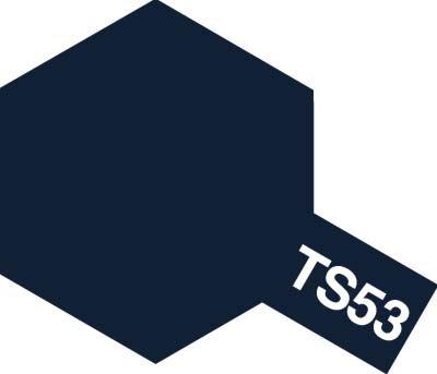 タミヤ TS-53 ディープメタリックブルー  85053