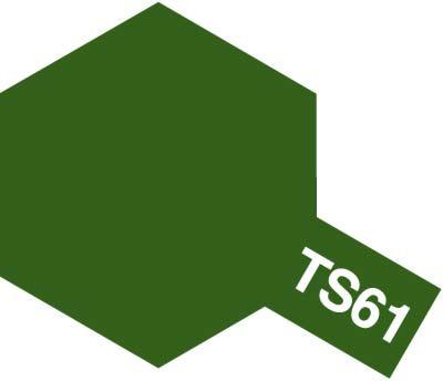 タミヤ TS-61 NATOグリーン  85061