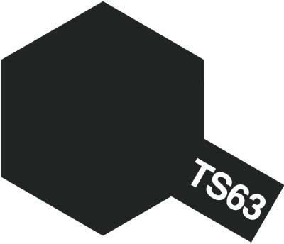 タミヤ TS-63 NATOブラック  85063