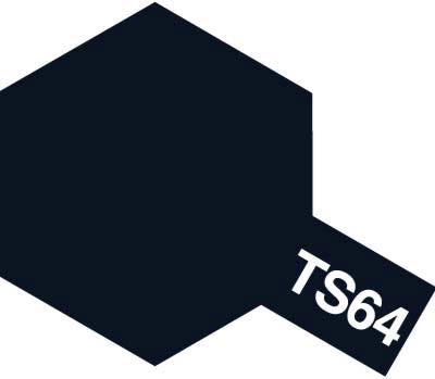 タミヤ TS-64 ダークマイカブルー  85064