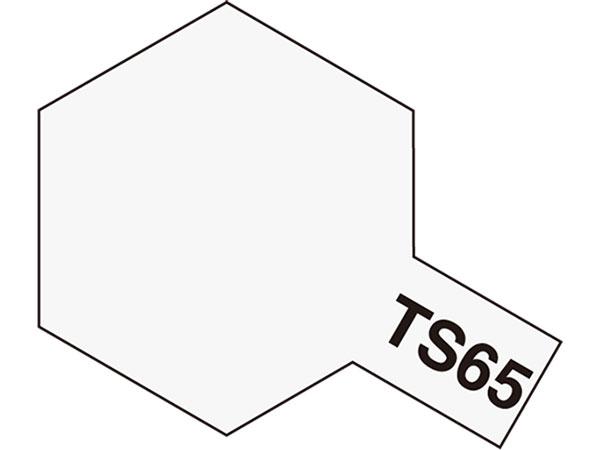 タミヤ TS-65 パールクリヤー  85065