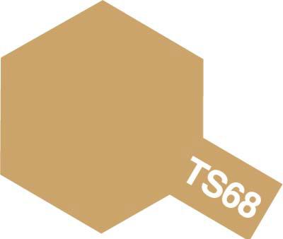 タミヤ TS-68 木甲板色  85068