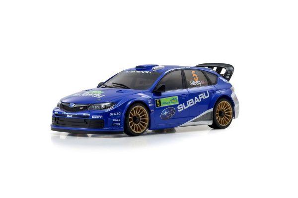 京商 ASC MA-020S-N スバル インプレッサ WRC 2008 No.5 MZP429WR