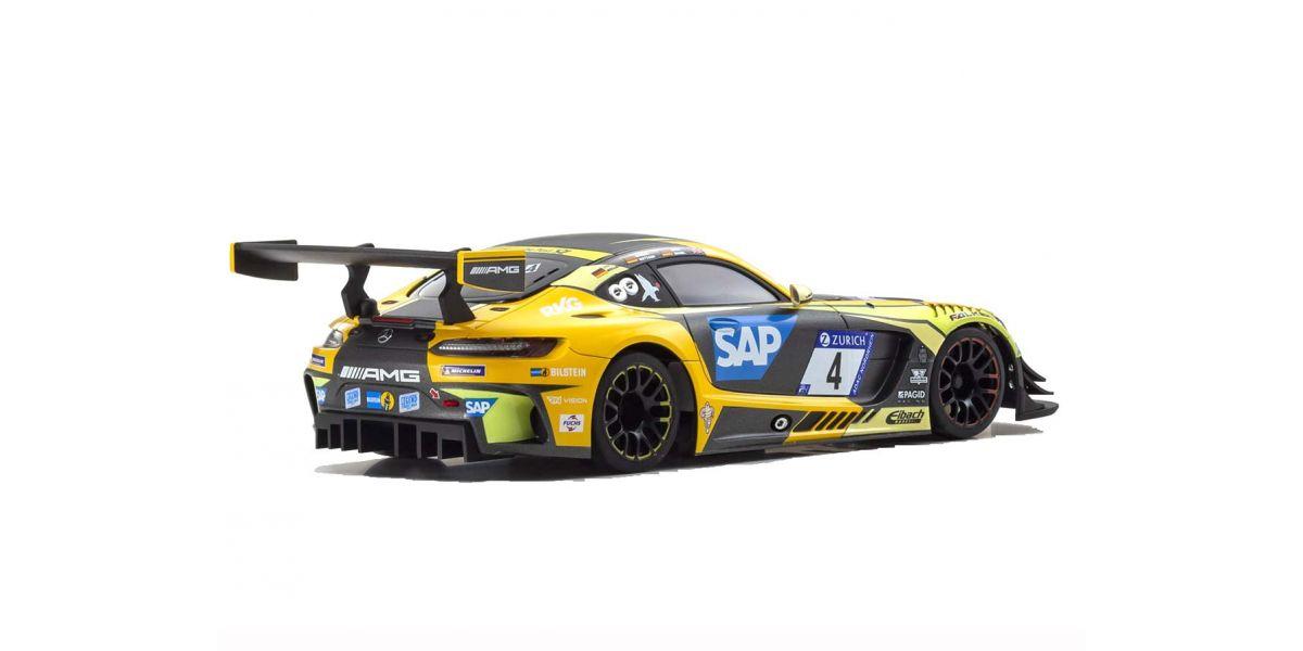 京商 ミニッツRWDシリーズ レディセット メルセデス-AMG GT3 No.4 24H Nurburgring 2018 32338YBK